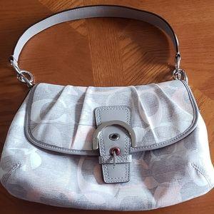 Authentic Coach Soho Optic purse